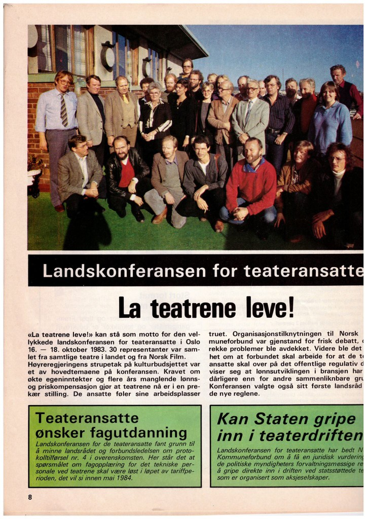 Landssamlingen 1983