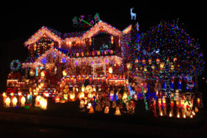 FOR TV -- The Great Christmas Light Fight -- Lynch Family -- Photo Credit:ABC