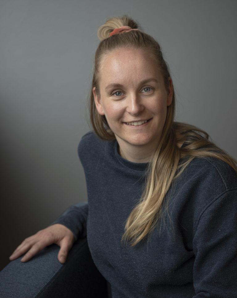 Foreningsleder Mari Røsjø